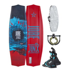Jobe Jinx 128 Junior Wakeboard Package-JR-JR